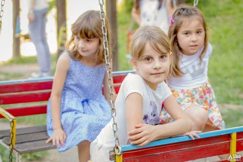 Profesionalno fotografisanje dece