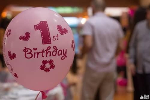Fotografisanje rođendana